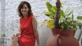 """Carolina Esses: """"Me interesa el tema de la religión y la religiosidad de las personas"""""""
