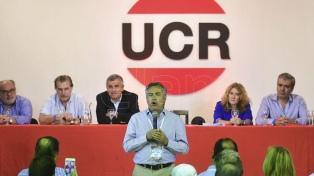 El radicalismo analizará su estrategia parlamentaria y la marcha de la economía