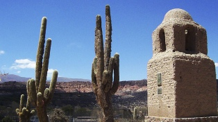"""Aguas termales, vestigios Incas y colores en los """"Valles de Altura"""""""