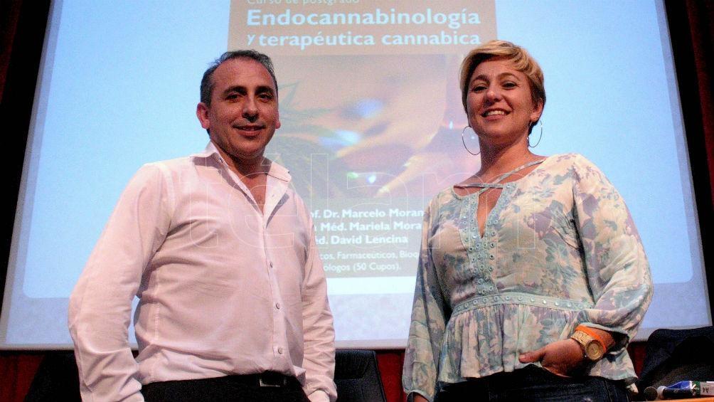 Marcelo y Mariela Morante, expertos y docentes del posgrado