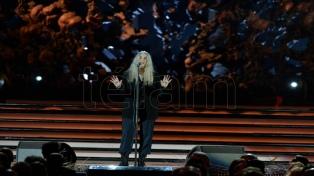 Patti Smith y Annie Lennox dieron el show de Navidad para 6 mil personas