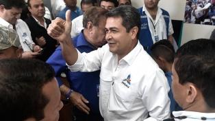 EEUU reconoce el triunfo de Hernández en las elecciones