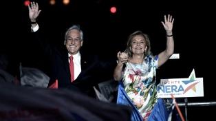 Piñera envió saludos de fin de año y agradeció a los chilenos el apoyo recibido