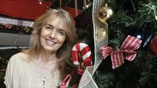 Gloria Casañas, la autora romántica que escribe para reivindicar el espíritu navideño