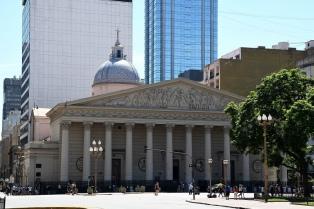 Las celebraciones en Buenos Aires