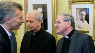 """El Episcopado expuso a Macri su """"preocupación"""" por los jubilados y la violencia"""