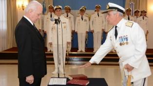"""""""Si no se lo encuentra en 60 días, es difícil que se lo encuentre"""", dijo el jefe naval"""