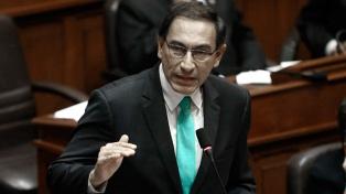 Vizcarra llegó a Lima para jurar como presidente