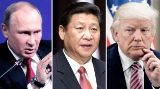 Xi y Putin estrechan su relación