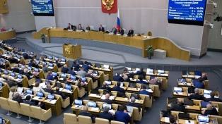 Aprobaron la ley que permite desconectar al país de la internet global