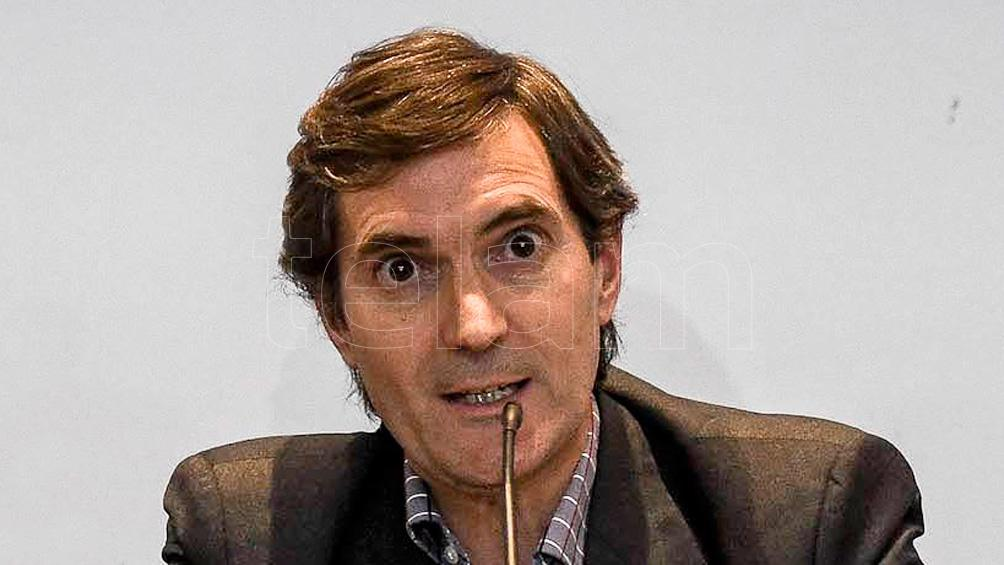 Mariano Elizondo renunció a la presidencia de la Superliga