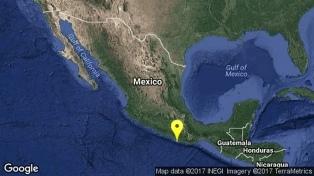 Un sismo de 5,2 grados ocurrió en el estado de Oaxaca