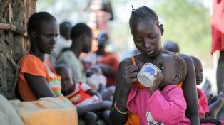 Unas 56 millones de personas necesitan ayuda alimentaria en zonas de conflicto armado