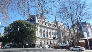La Aduana de Buenos Aires recuerda el esplendor de la Belle Epoque
