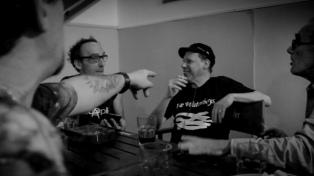 """Pil Trafa: """"No hay algo interesante en el punk actual"""""""