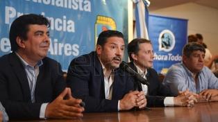 Menéndez asumió la presidencia del PJ bonaerense y llamó a la renovación