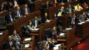 Nueve partidos en el fragmentado nuevo Congreso peruano