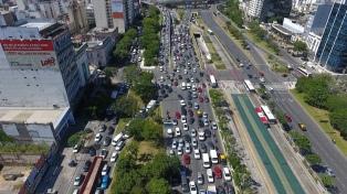 Presentaron un nuevo sistema que alerta sobre cierres de calles temporarios