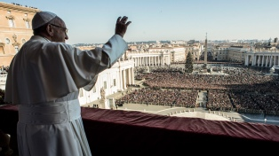 El papa Francisco pidió retomar el diálogo entre el gobierno y la oposición