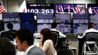 Bajas de hasta 5,12% en las bolsas arrastradas por Wall Street