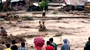 Son unos 650.000 los evacuados por la tormenta Tembin