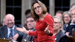 Canadá expulsó al encargado de negocios y al embajador venezolanos
