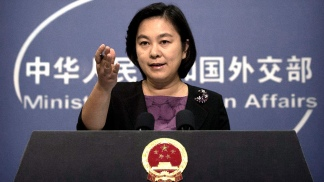 Resultado de imagen para china tillerson vocera
