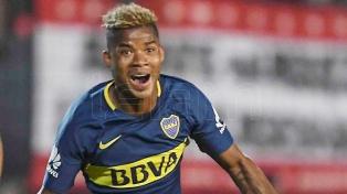 Everton nuevamente interesado en Barrios con una oferta superadora para Boca