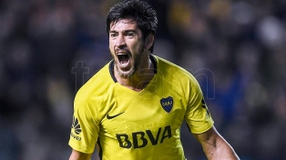 Confirman que el capitán Pablo Pérez sufrió una distensión