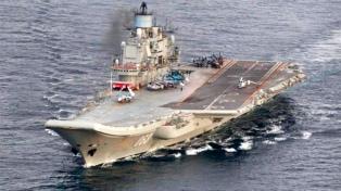 Reino Unido intercepta un buque ruso en aguas territoriales británicas