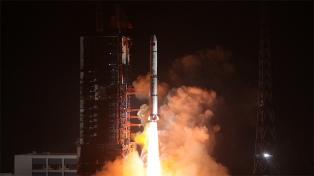 China lanzó con éxito satélites de detección remota