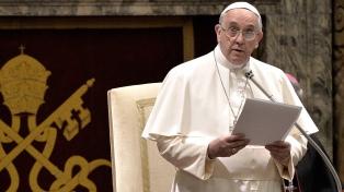 """Francisco advierte sobre la """"desnaturalización"""" de la Navidad"""