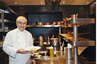 Murió Gualterio Marchesi, creador de la nueva cocina italiana