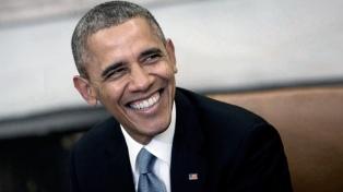 """Obama supera a Trump y al papa Francisco como """"el hombre más admirado"""" en EEUU"""