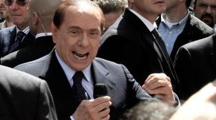 Berlusconi descartó un gobierno entre la derecha y el Cinco Estrellas
