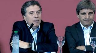 """""""La economía argentina volvió a crecer en forma sustentable y sana"""""""
