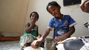 La FAO pide más de 1060 millones de dólares para combatir el hambre
