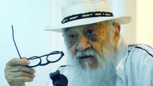 Falleció Fernando Birri, ícono del nuevo cine latinoamericano