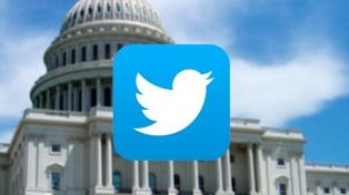 El Congreso de Estados Unidos sólo archivará los tuits de interés nacional