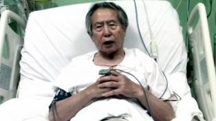 Fujimori fue hospitalizado por taquicardia y deshidratación