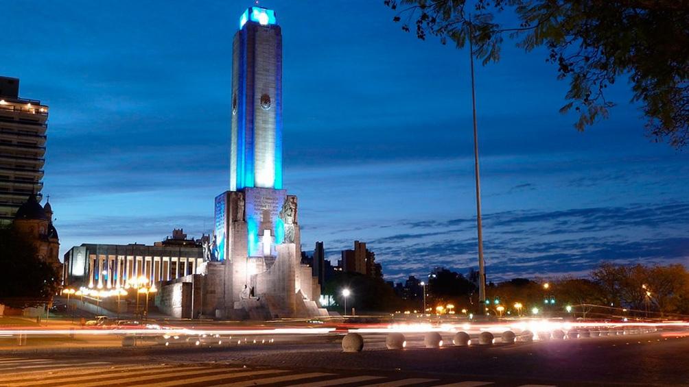 Resultado de imagen para monumento a la bandera rosario