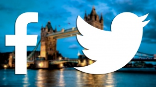 Problemas para Facebook y Twitter por la interferencia electoral rusa
