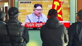 """Kim Jong-un afirma que tiene el """"botón nuclear"""" siempre cerca"""