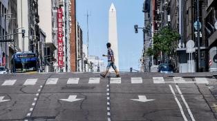 Mapa: las restricciones para circular en Buenos Aires