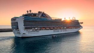 Ushuaia recibió más de 11.000 turistas de cruceros en la última semana