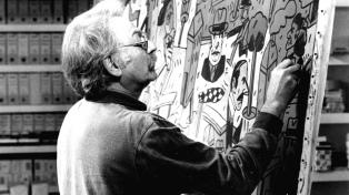 La muestra de Antonio Seguí continúa hasta fin de enero en Casa Naranja