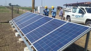 Habilitan la plataforma para inscribirse como usuarios generadores de energía eléctrica