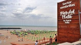 Turistas comenzaron a disfrutar de las playas gratuitas