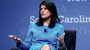 Washington amenaza con suspender ayuda a los palestinos, si no negocian con Israel