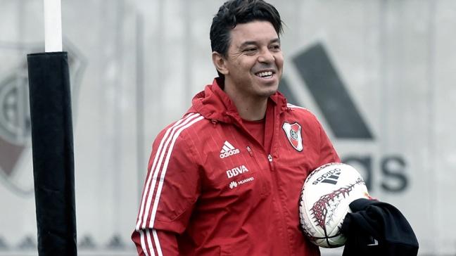 Gallardo no incluyó a Maidana y Ponzio con vistas al partido con Vélez